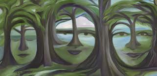 Human Nature Paintings, Susan Cohen Thompson. http://thompsonartstudio.com/human-nature-paintings/
