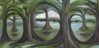 Human Nature Paintings