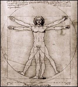 human-body-leonard-da-vinci